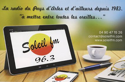 ARLES GALERIE A RADIO FM
