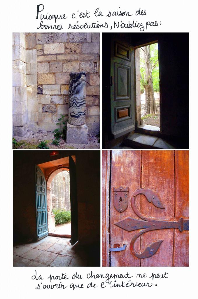 Journal du Rhône dans Arles Gallery portes alyscamps 2015 par Anne Eliayan