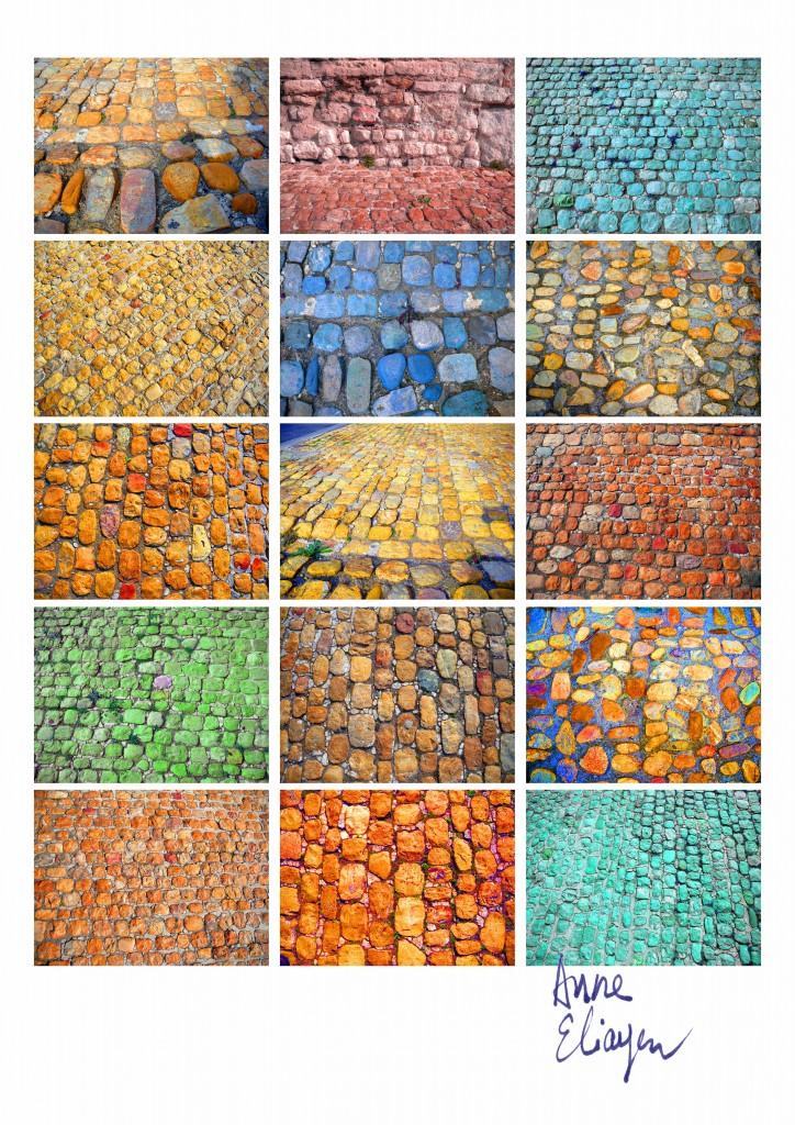 pavés et calades dans Arles Gallery galerie de photos par Anne Eliayan