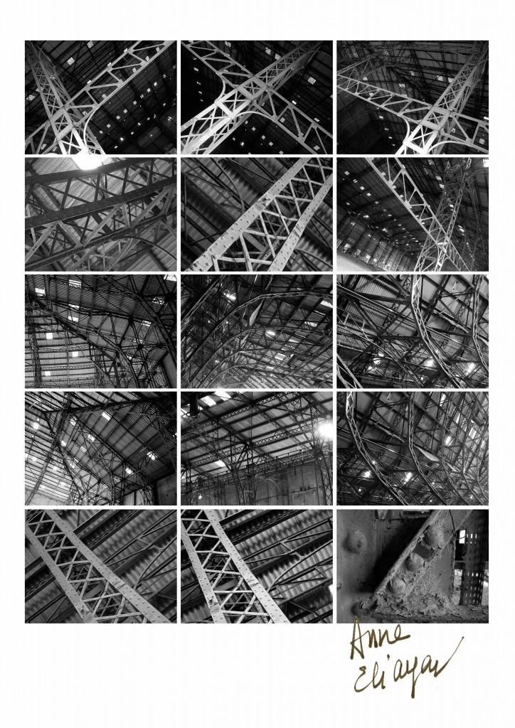 Structure Eiffel Arles Gallery galerie de photos Anne Eliayan
