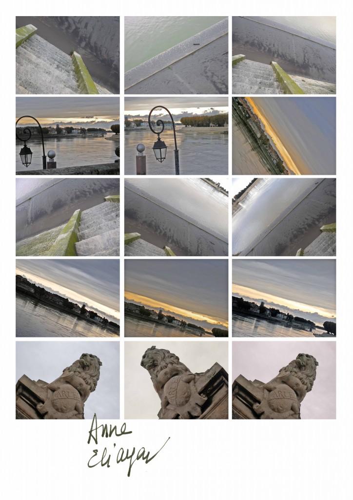 Quai du Rhône pour Arles Gallery galerie de photos par Anne Eliayan