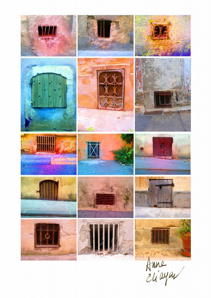 soupirails dans les rues Arles Gallery galerie de photos par Anne Eliayan
