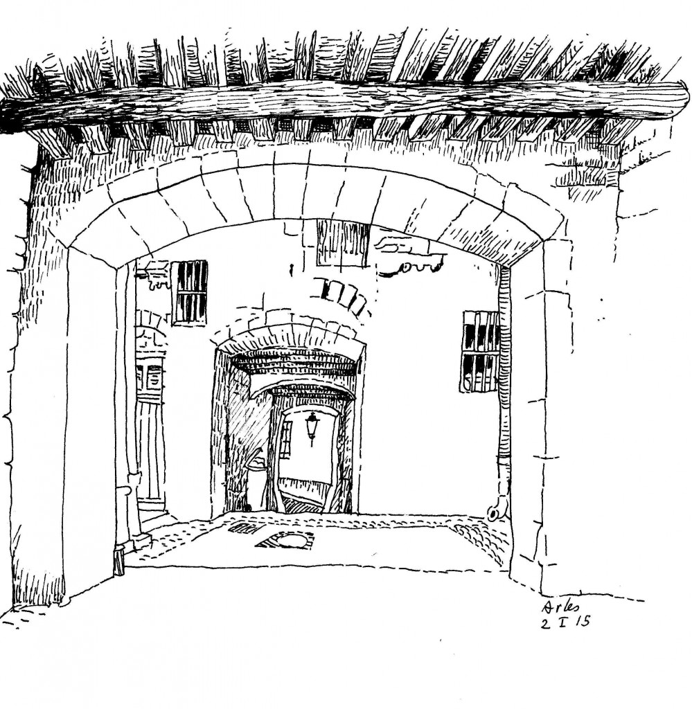 Arles 2 I 15