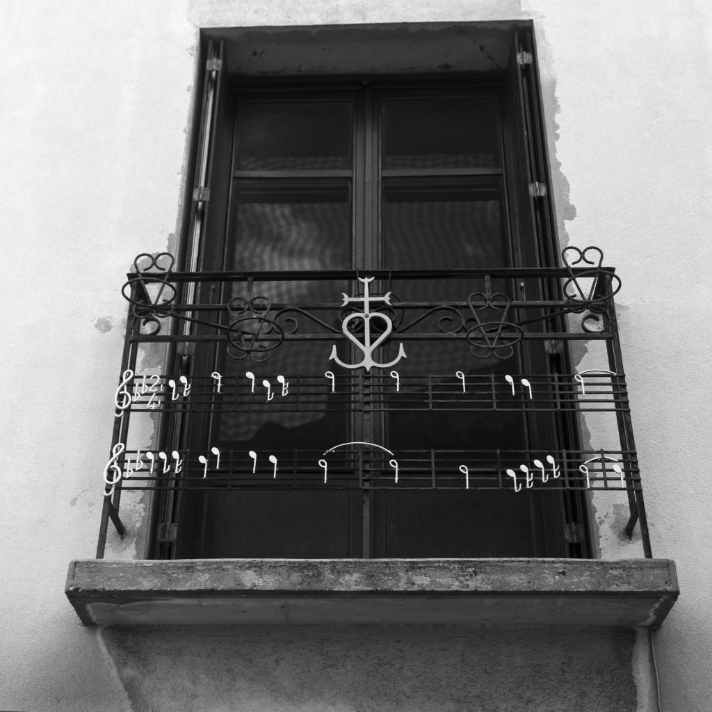 galerie de photo arles Balcon Arles Christine Hilliard