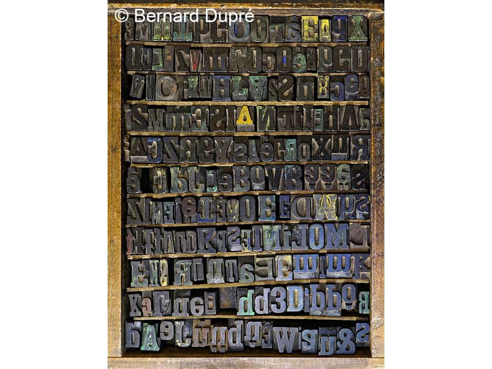 alphabet-bernard-dupre