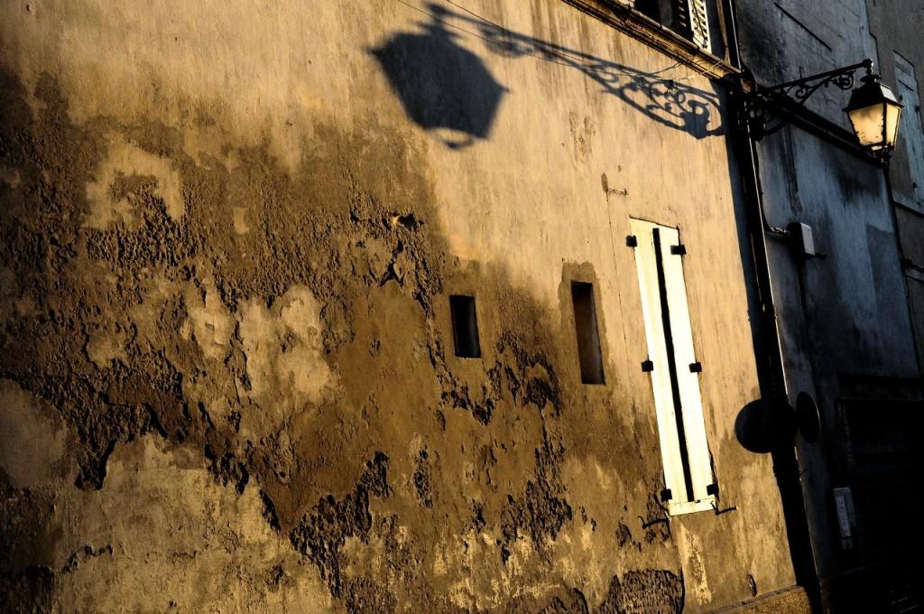 galerie de balcons à Arles © Xavier Wurmser journal arles gallery
