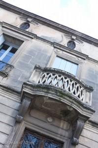 galerie de balcon arles © jean d alger journal arles gallery