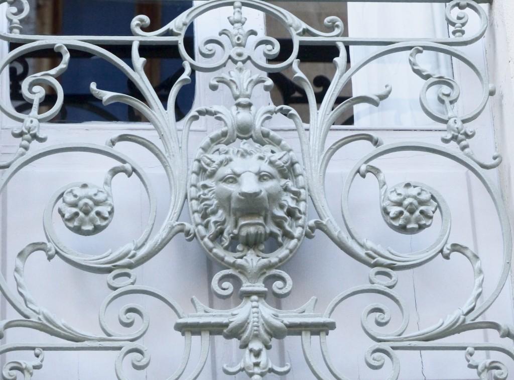 galerie de balcons lion forge arles © Sandra Affentranger