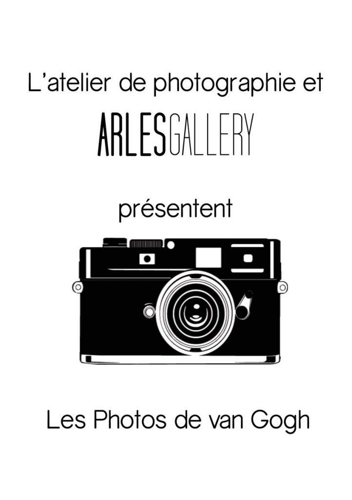 prochaine expo collective : les photos de Van Gogh
