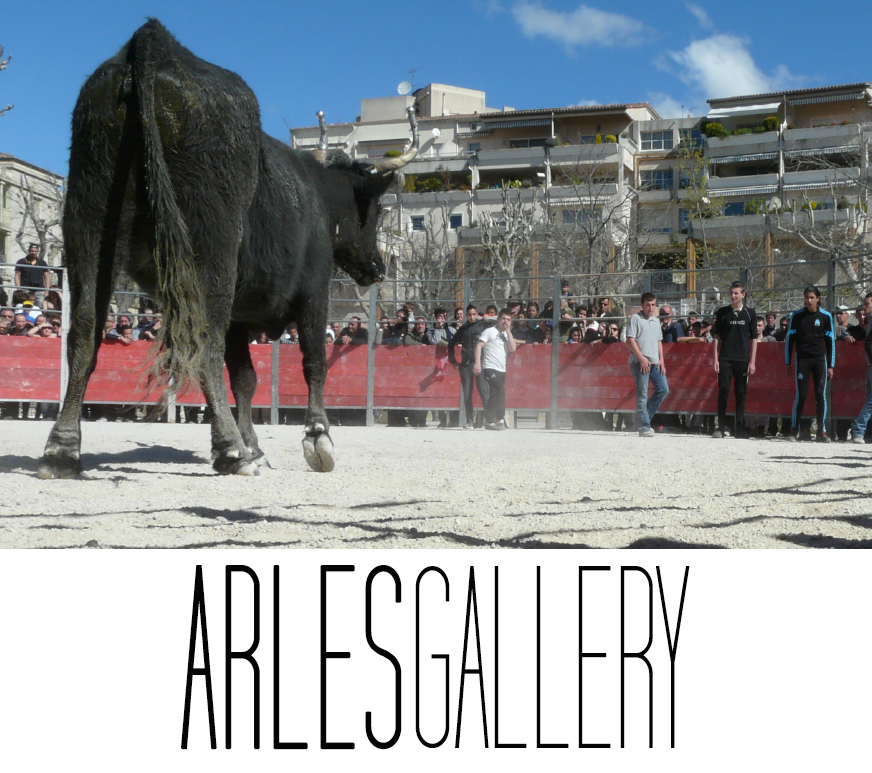 journal arles gallery anne eliayan photographie semaine toro