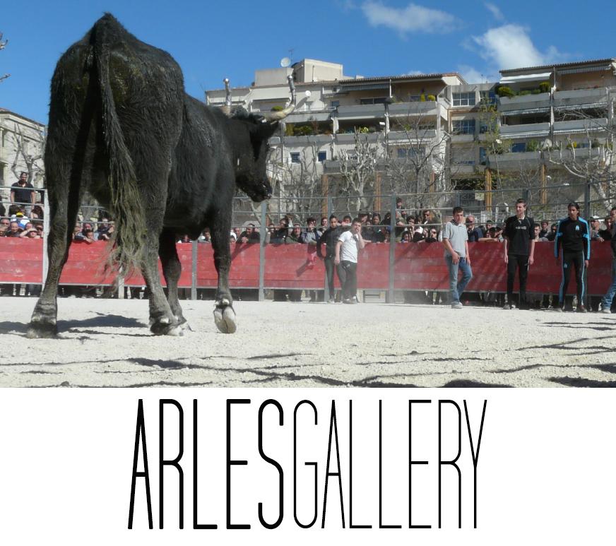 journal arles gallery anne eliayan photographie semaine toro
