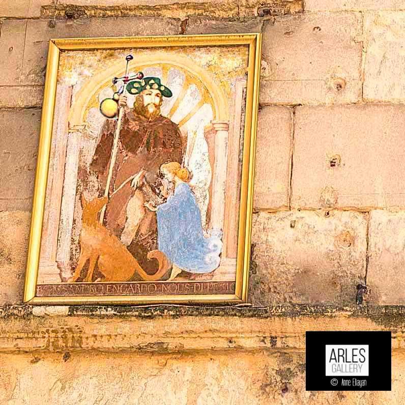 place Saint Roch arles gallery anne eliayan