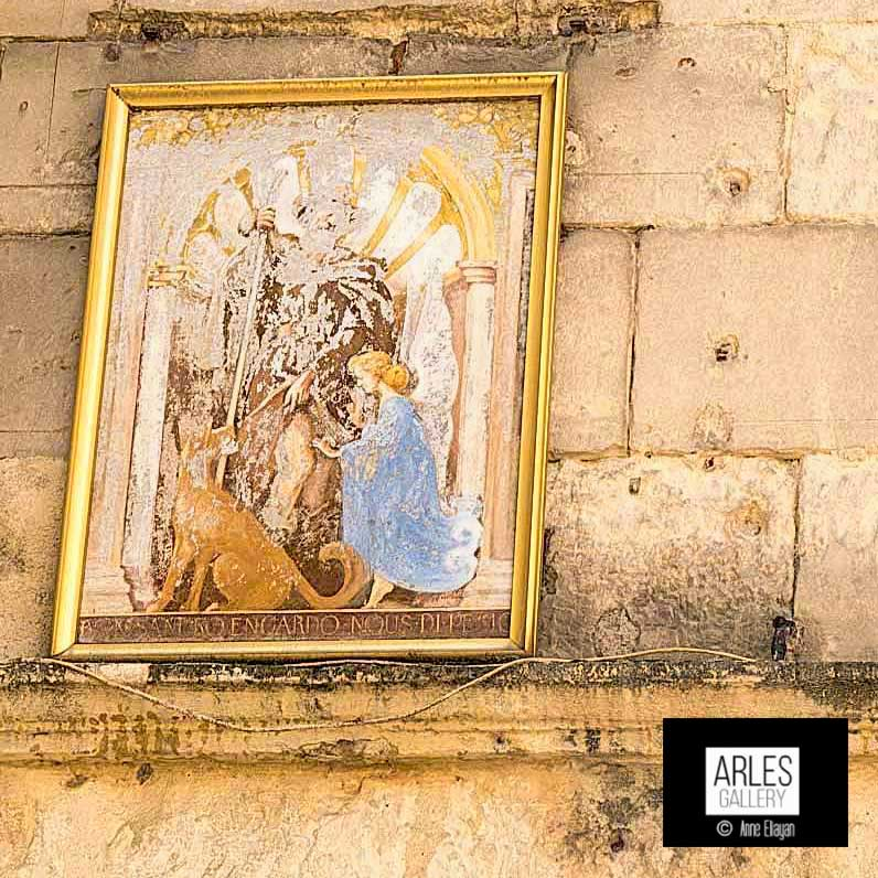 place St Roch arles gallery anne eliayan