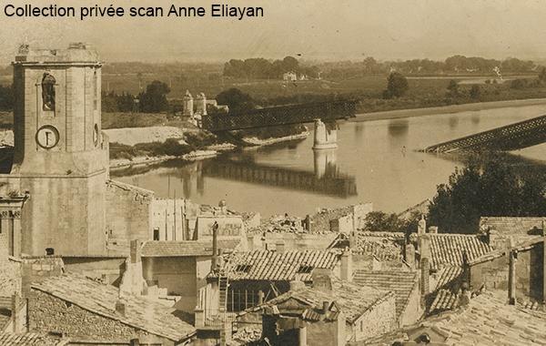 pont-de-lunel-et-clocher-st-julien-arles-scans-Anne-Eliayan