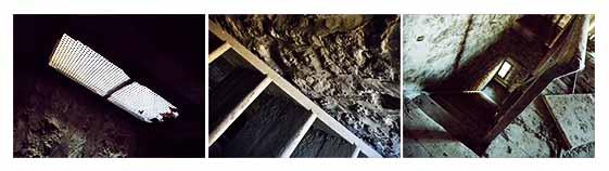 dans la grange les escaliers xs