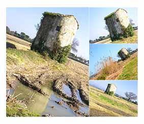 le plus vieux moulin a ble d'Arles xs