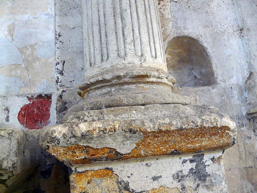 colonne xs