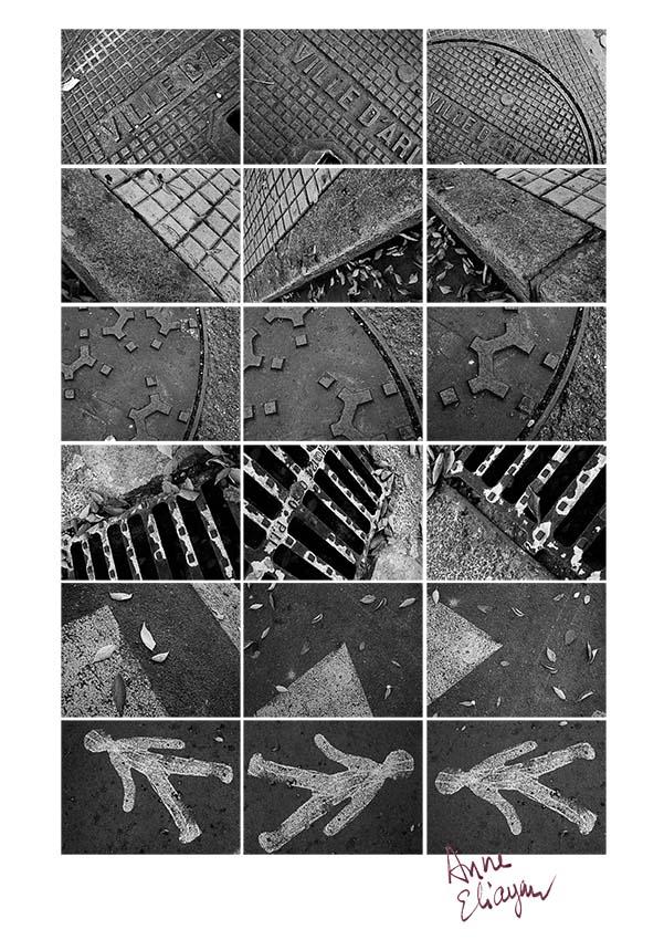 Assemblage : rues arlésiennes - ARLES GALLERY