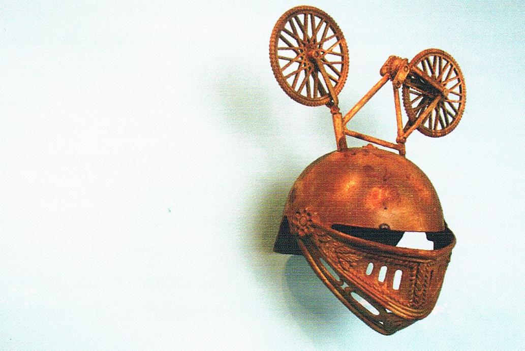 thibaut Franc casque