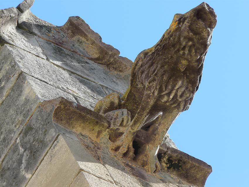 Saint Césaire à la Roquette