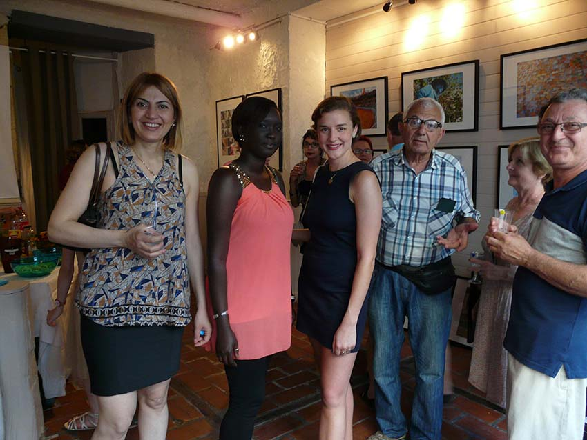 vernissage Arles Gallery 5 juin 2015