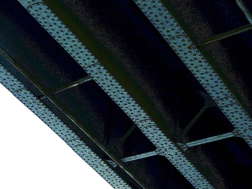 sous le pont de Trinquetaille
