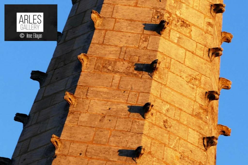 Réponse : le clocher du collège Saint Charles