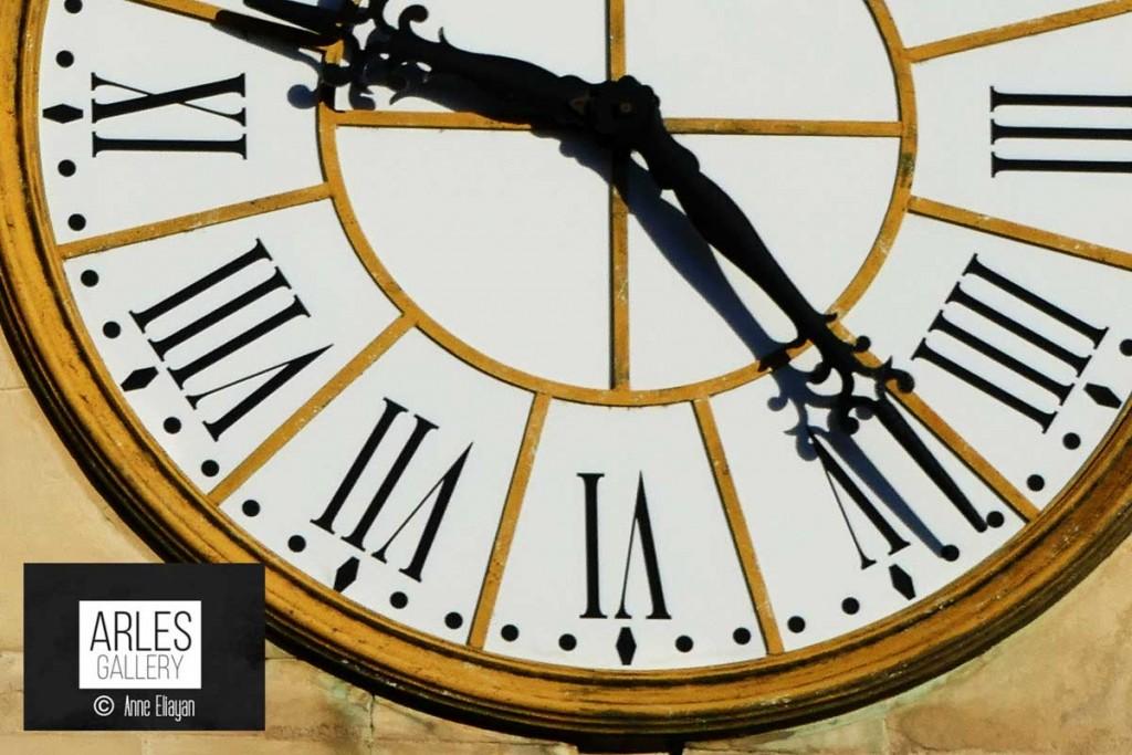 Réponse : l'horloge de l'hôtel de ville
