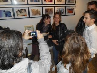 Photographie de Torsten et Régine de Arles Bienvenue