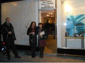 Photographie de Torsten et Régine de Arles Bienvenue- Chambre d'hotes au 32 rue Balechou à Arles