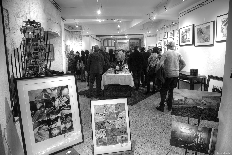 Bernard Raulet Arles Gallery 30 janvier 2016 1