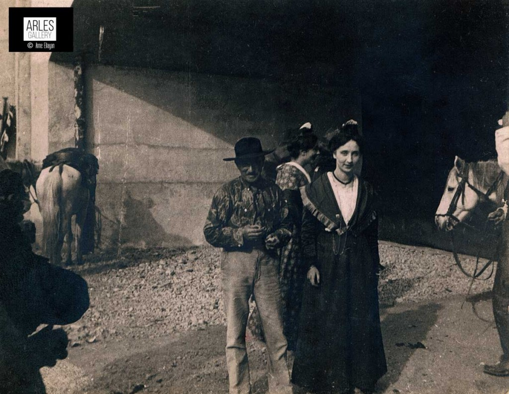 1924-irene-arlesienne-et-le-marquis-de-Baroncelli