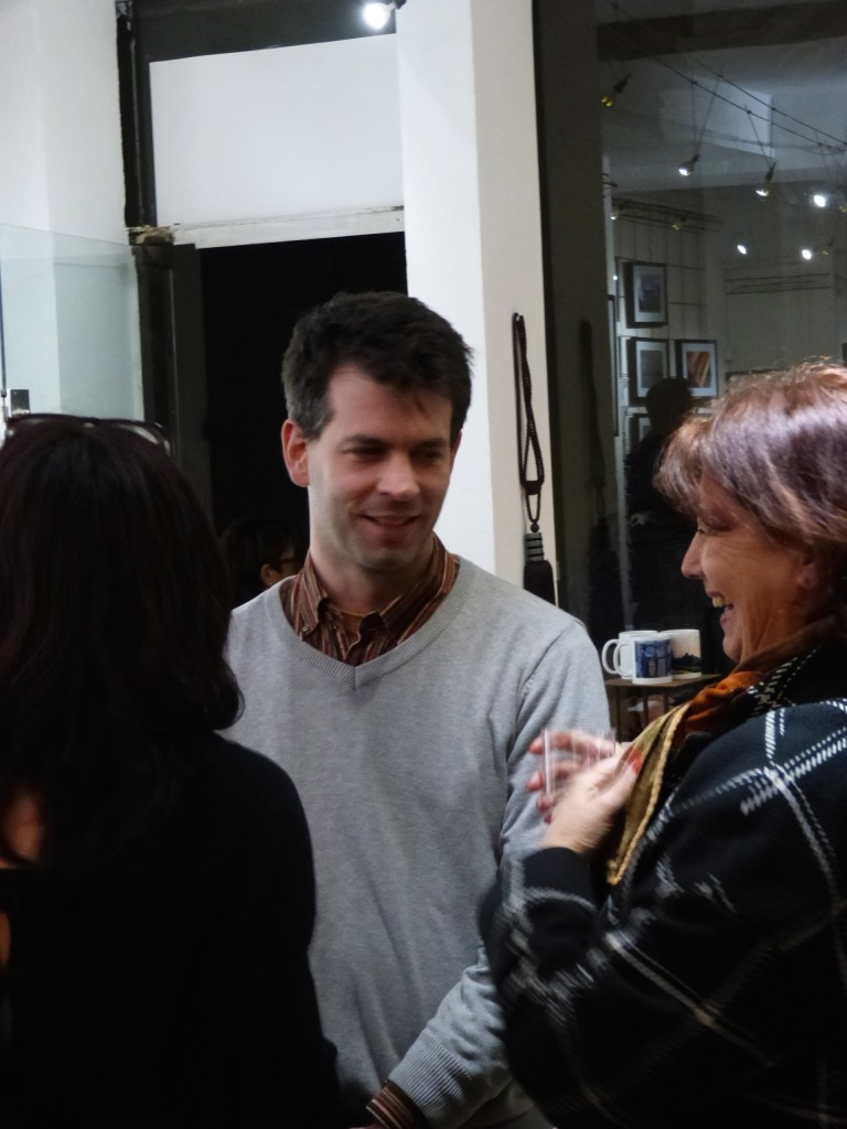 vernissage photo ©Carol Martin Arles Gallery Atelier de photographie (2)