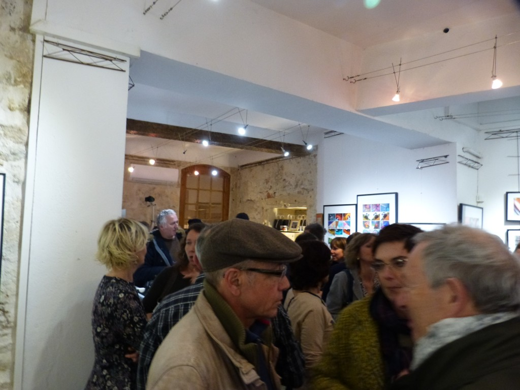 vernissage photo ©Carol Martin Arles Gallery Atelier de photographie (4)
