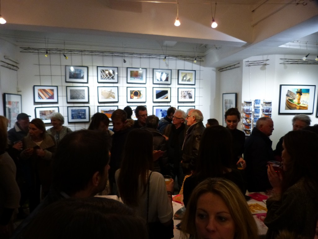 vernissage photo ©Carol Martin Arles Gallery Atelier de photographie (5)