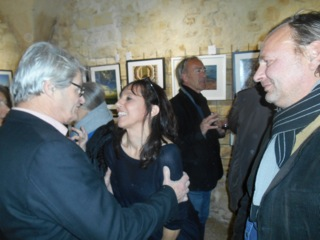 vernissage photo ©Regine Wroblewski atelier de photographie et arles gallery 5 mars 2016 (19)