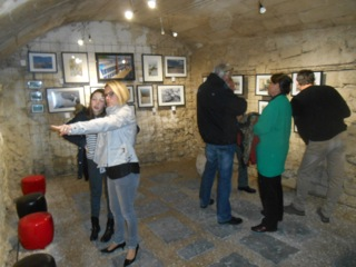 vernissage photo ©Regine Wroblewski atelier de photographie et arles gallery 5 mars 2016 (20)