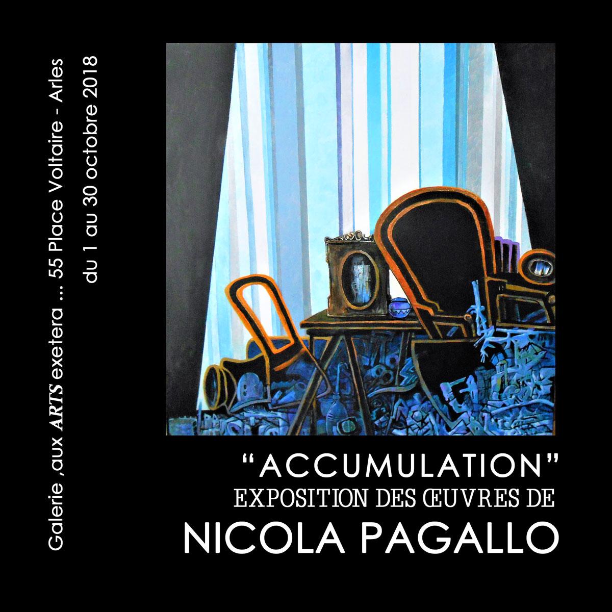Accumulation – Catalogue
