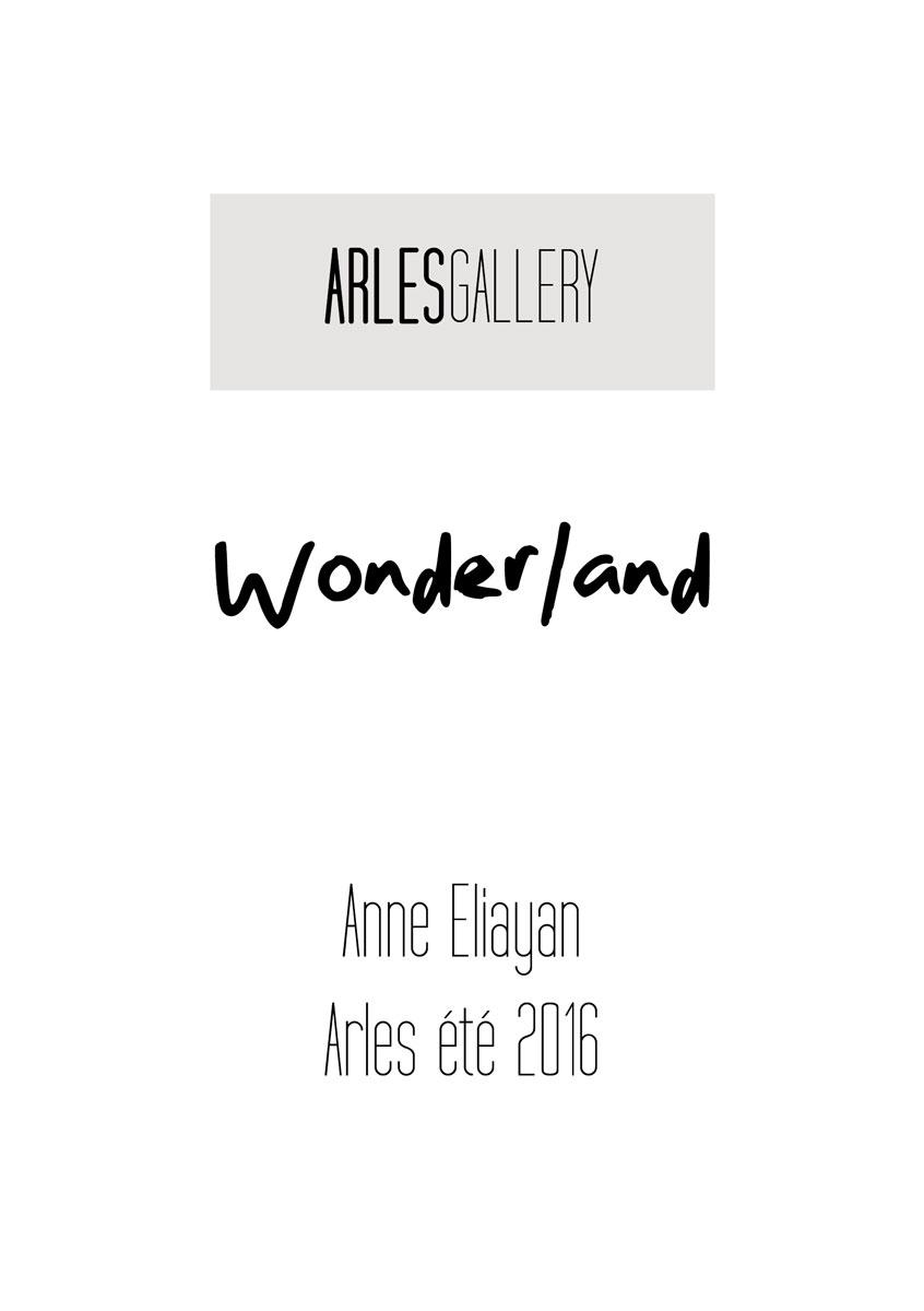 Wonderland – catalogue