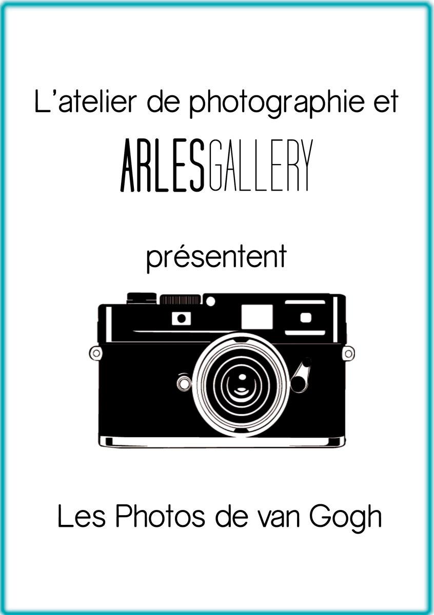 Les photos de van Gogh – catalogue