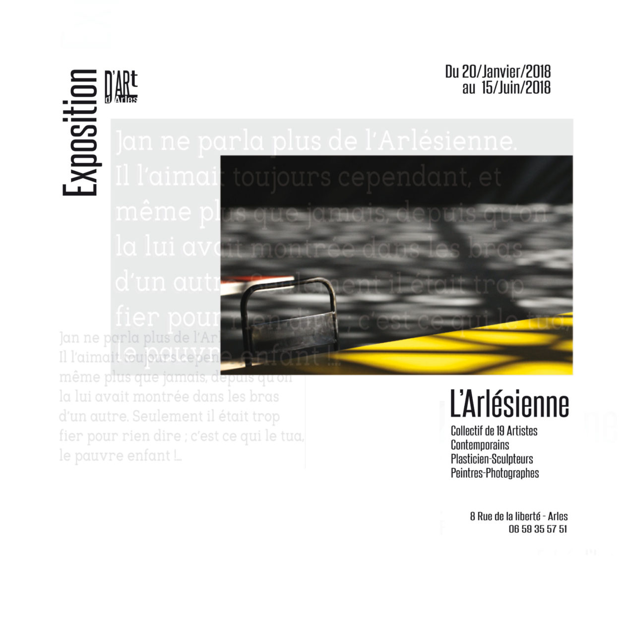 L'arlesienne- catalogue