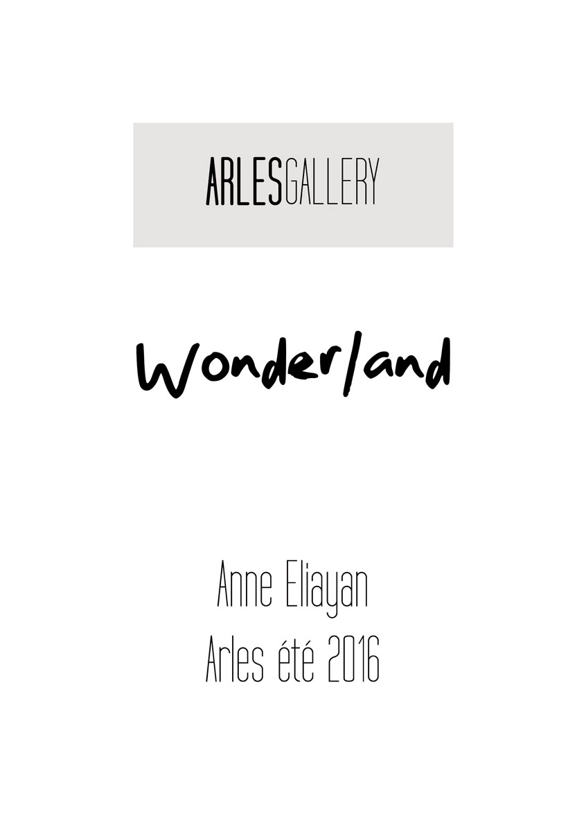 Wonderland – catalogue